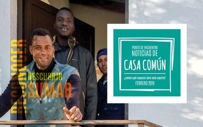 Casa Común. Febrero 2019